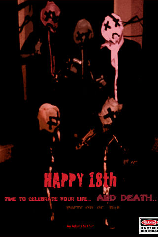 Happy 18th Poster