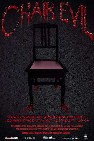 Chair Evil Poster