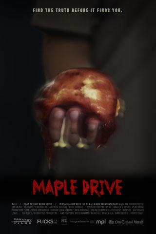 Maple Drive Poster
