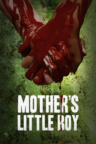 Mother's Little Boy Poster