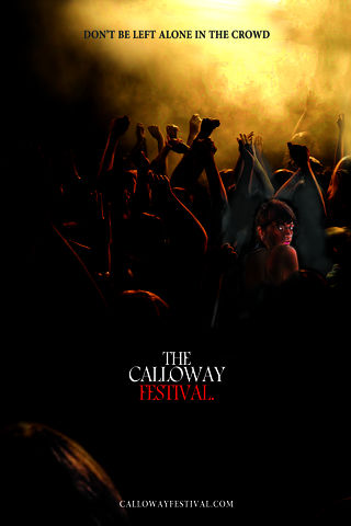 The Calloway Festival Poster