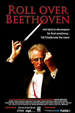 Roll Over Beethoven Poster