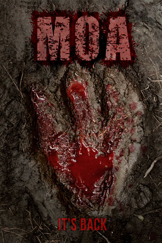 Moa Poster