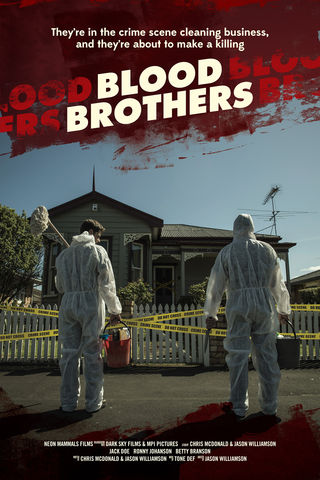 Blood Brothers Poster