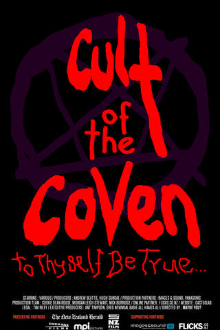 """Cult of the Coven"" Poster"