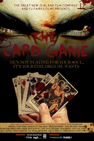 The Card Game Poster