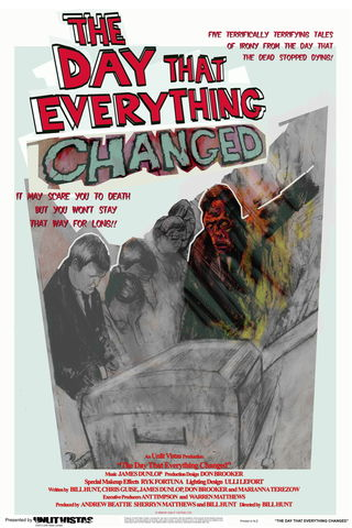 THE DAY THAT EVERYTHING CHANGED Poster
