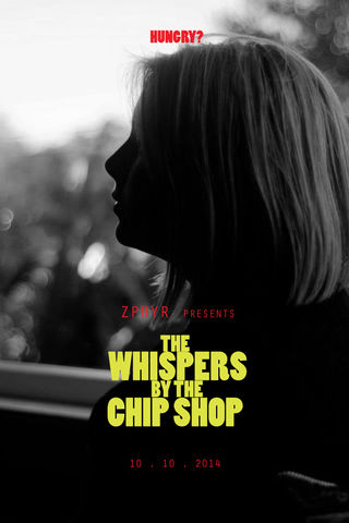 The Whispers by the Chip Shop Poster
