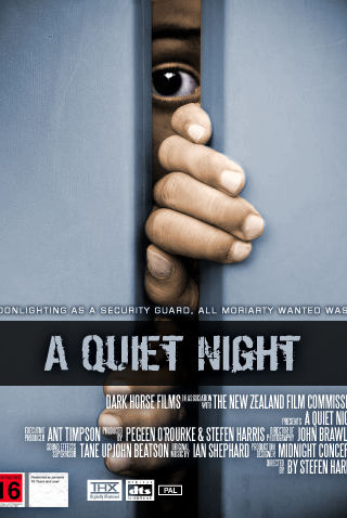 A Quiet Night Poster