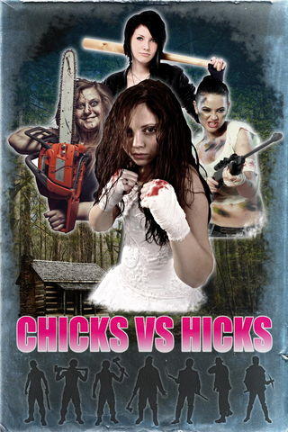 Chicks vs Hicks Poster