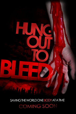 Hung Out To Bleed Poster