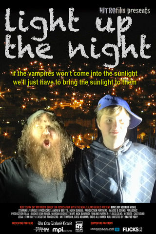 Light up the night Poster