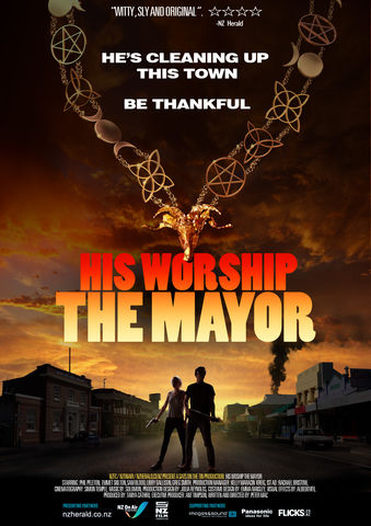 His Worship the Mayor Poster