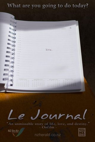 Le Journal Poster