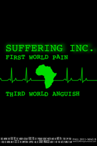 Suffering Inc. Poster