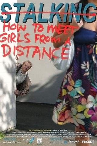How To Meet Girls From A Distance Poster