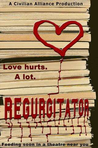 REGURGITATOR Poster
