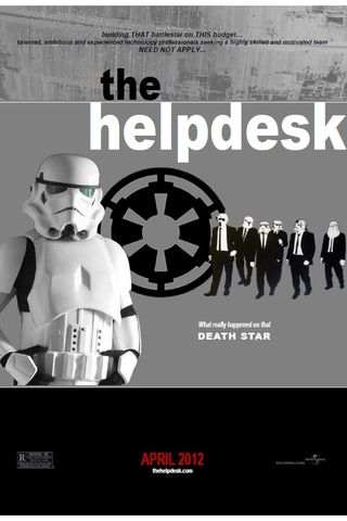 The Helpdesk Poster