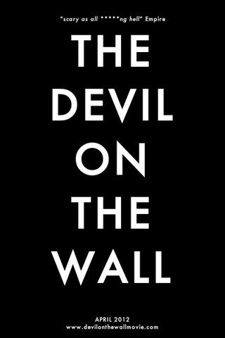 The Devil on the Wall Poster
