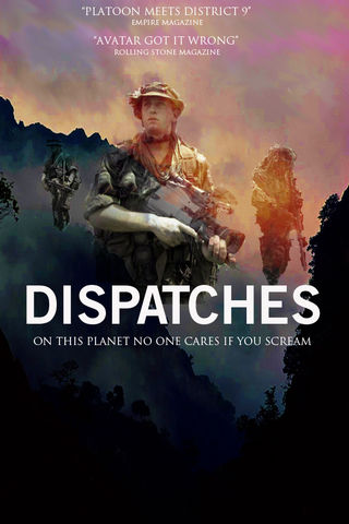 dispatches Poster
