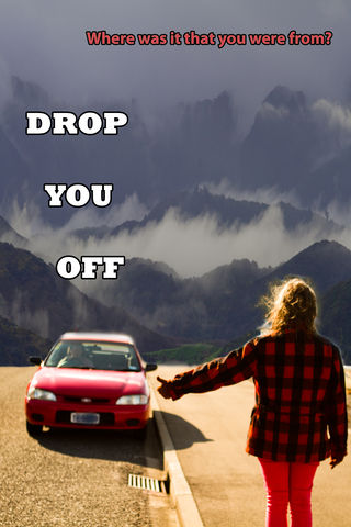 Drop You Off Poster