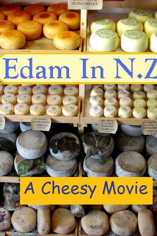 Edam In N.Z. Poster