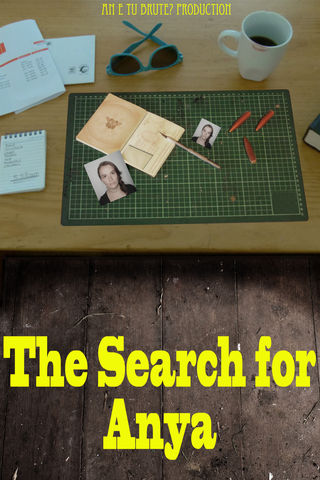 A search for Anya Poster