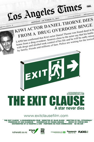 THE EXIT CLAUSE Poster
