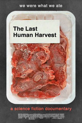 The Last Human Harvest Poster