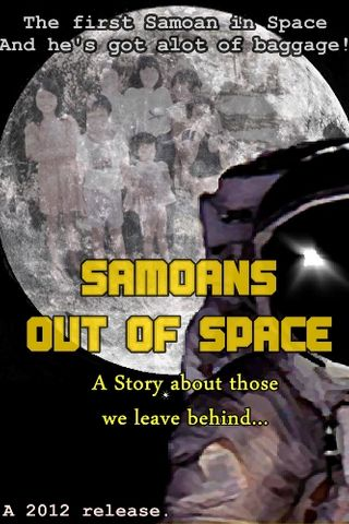 Samoans Out of Space Poster