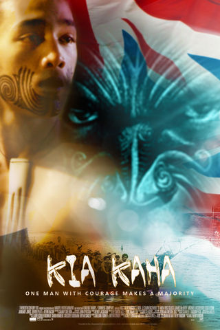Kia Kaha ( be strong ! ) Poster