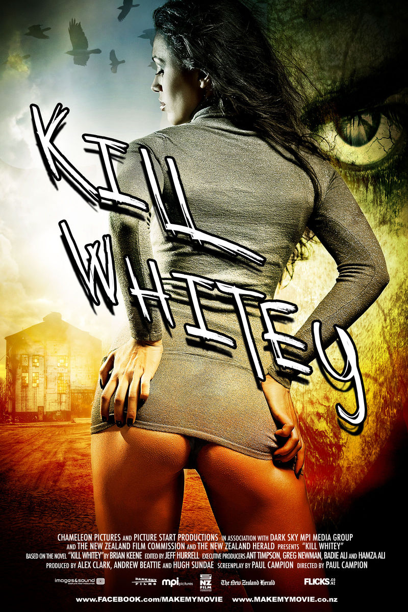kill whitey � make my horror movie