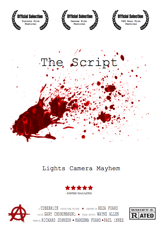 how to make a movie script pdf